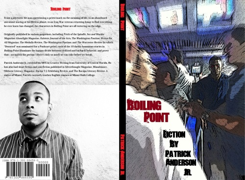 full paperback cover of boiling point