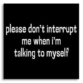 talkingtoself